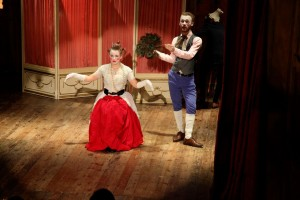 The E15 Commedia Co in the Sands Theatre