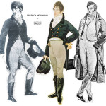 Regency menswear
