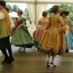 English Country Dance at Kensington Palace