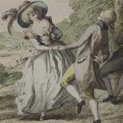 Il ballo, Giuochi, 1790