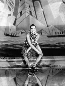 Josephine Baker does the Charleston