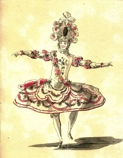Dance Through History — a free period by period survey of the History of Dance
